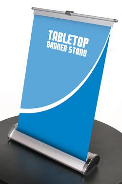 Table Top Banner Stand 12x17